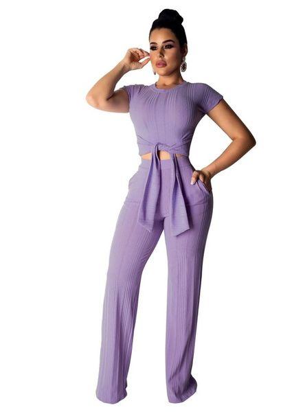purple suit female