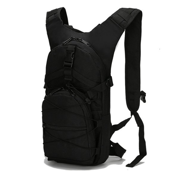 New 15L Outdoor Cycling Backpack Sports Bags 3P Tactical Camouflage Oxford Bicycle Backpacks Women Men Camping Running Rucksack