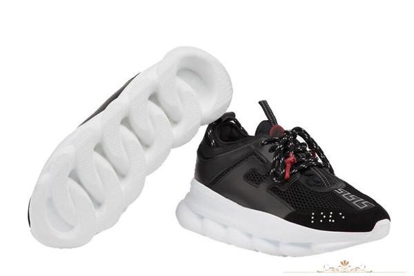 Lastest Laufschuhe Herren Sport Sneakers Discount Günstige Athletic Mit Box Kettenreaktion Lässige Designer Schuhe Männer Athletic Sports Tennis