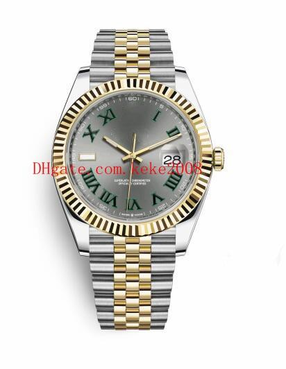 9 style best-selling Wristwatches High quality Datejust 126334 126333 126333 41mm Stainless Steel Asia 2813 Movement Automatic Mens Watches