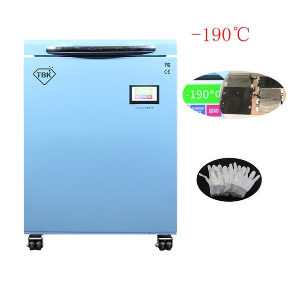 top popular TBK 588 Frozen Lcd Separator Machine -190C Instruments LCD Touch Screen Separating Freezing Machine For smasung S6 S7 S8 edge 2020
