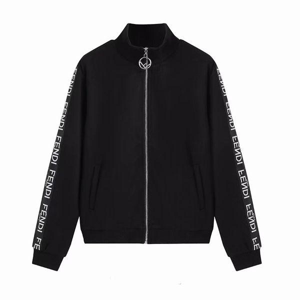 Mens Fashion Designer Tracksuits Autumn Brand Jogger Suits Jacket + Pants Sets Solid Color Sporting Suit Letter Joggers