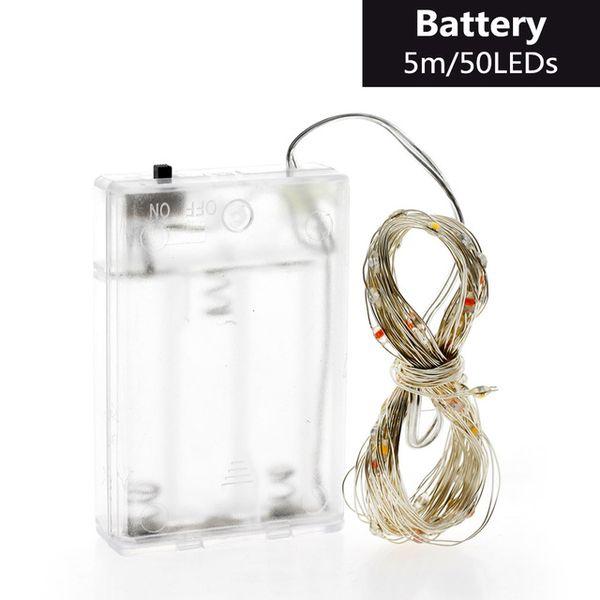 Batterie 50LED
