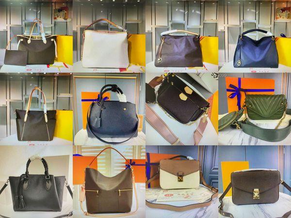 best selling High quality leather multi pochette metis 3 piece set crossbody bag fashion shoulder hand bags women totes handbags top cross body purse pcs