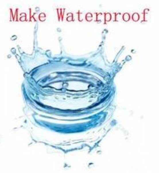добавить водонепроницаемый
