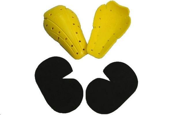 almohadillas normales conjuntos amarillos