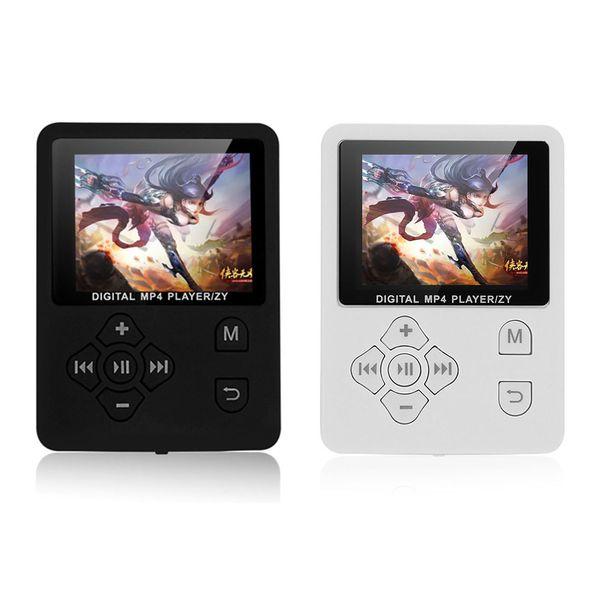 "Headphone Digital MP3 MP4 Player 1.8/"" LCD Screen FM Radio Video Music Player"