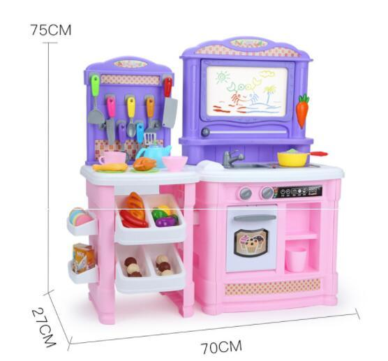 2019 Us Eu Hotsales Beiens Brand Toys BL 101A/B Children\'S Play Kitchen Set  Kitchen Cooking Toy Simulation Toy Boys And Girls Pretend Play Toys From ...