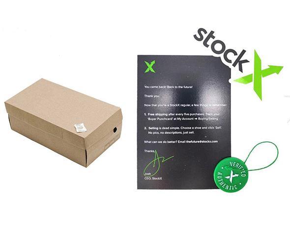 mit box + stockx tag