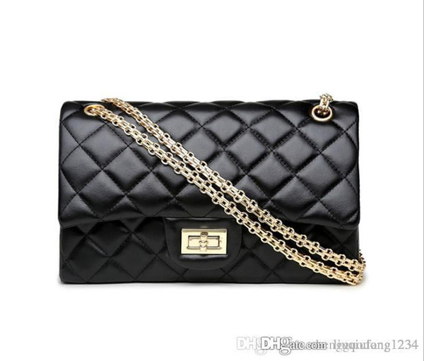 a084063f732d Женская цепь сумка Сумка женская сумка новая кожаная сумка мода одно плечо  aslant Лин цепи дамы