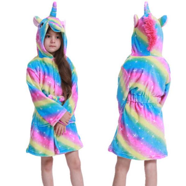 Rainbow star unicorn