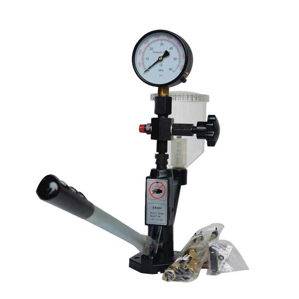 Acheter Injecteur De Carburant Kits De Testeur D'injecteurs S60H Essai De  Pulvérisation De Validateur De Buse Pression Ouverte, Pression 0 60mpa ...
