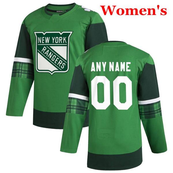Womens 2020 St. Patrick # 039; s verde do dia
