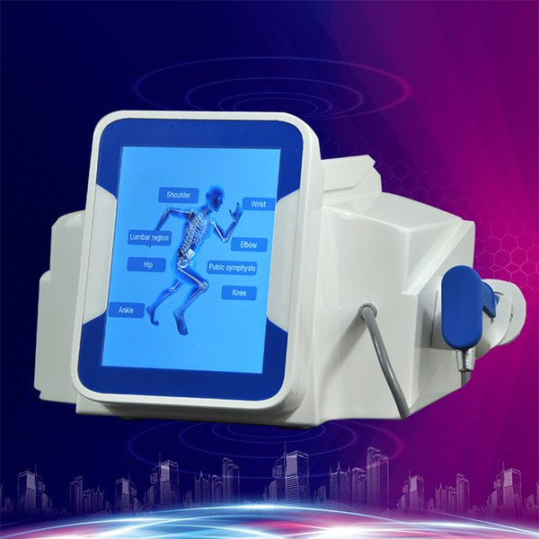 Physical Shock Wave System Pain Therapy Machine For Pain Relief Pneumatic Shockwave Treatment ED treatment Device Free Shipping