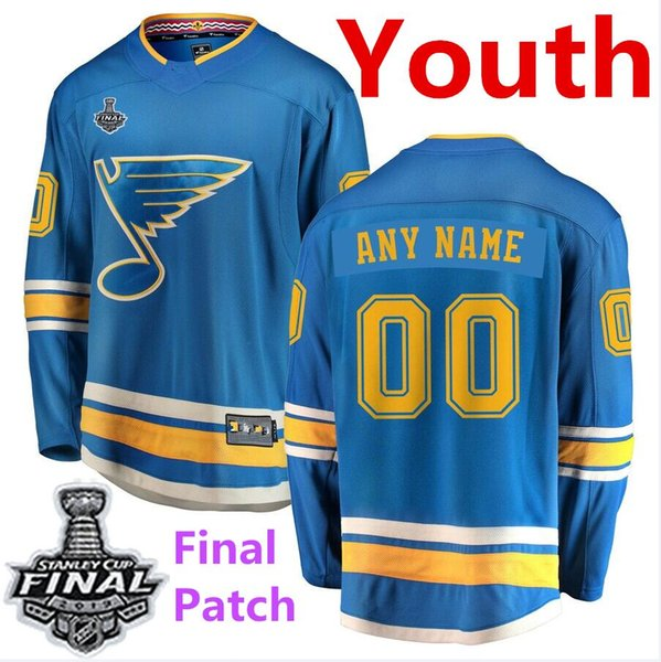 Patch Final Alternativo Youth Blue