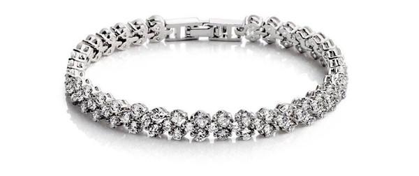 Zircon Crystal Bracelet