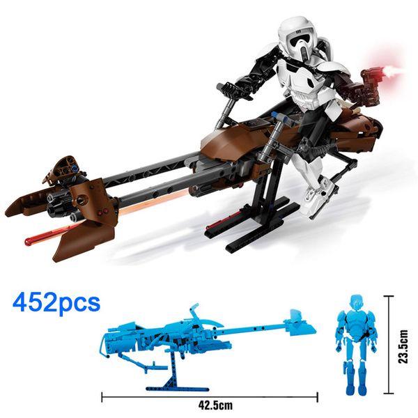 Escoteiro Trooper bicicleta