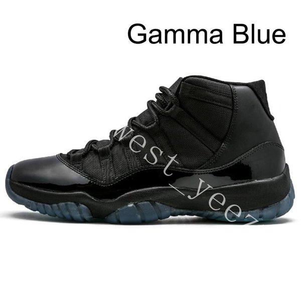 16 Gamma Blue