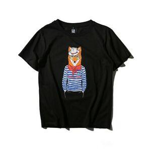 Cool Wholesale T Shirt animal graffiti fresh ironic funny unique different hipster