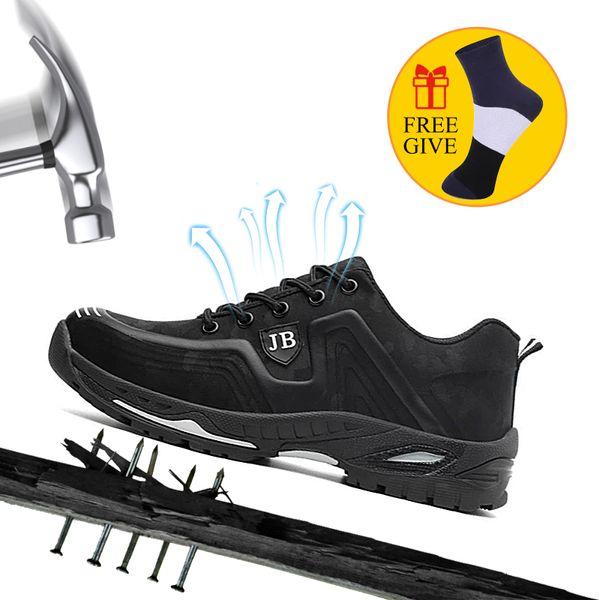 Compre Xzmdh Top Sale Dropshipping Hombres Y Mujeres Botas De Seguridad Zapatos De Hombre De Moda Al Aire Libre Zapatillas De Trabajo A Prueba De