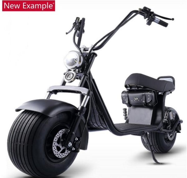 X9 electric car battery car adult big wheel wide tire lithium battery scooter double scooter new pedal