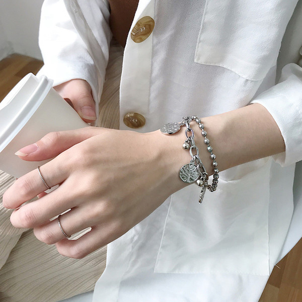 Браун шахматка кожаные браслеты золото V-образный металл Отделка кожей рук Catenary Мода Bracele для женщин Человек
