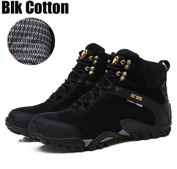 BLK COTTON
