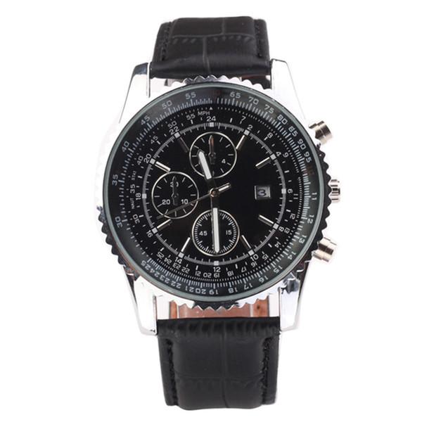 2017 Men Watch Top Male Clock Wrist Watch Casual Fashion Business relojes Quartz-watch Relogio Masculino
