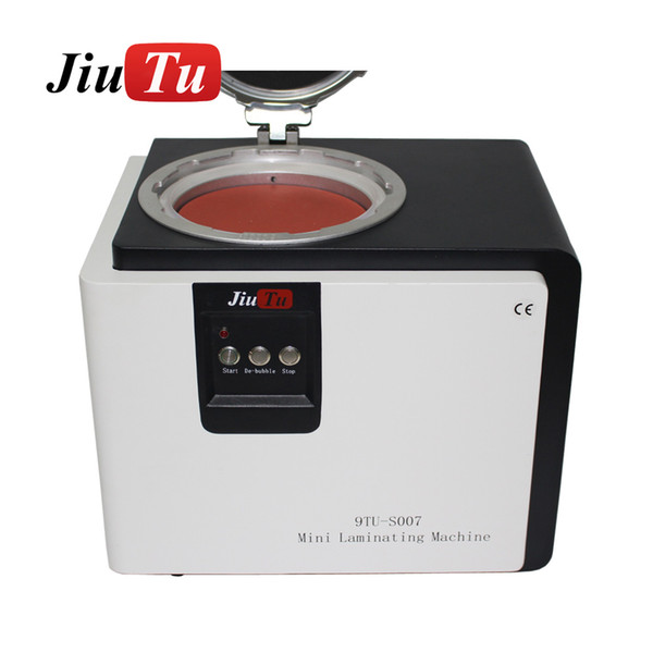 LCD Screen Vacuum Laminating and Bubble Removing Machine Laminator and Debubbler For iPhone For Samsung Cracked LCD Repair Fix JiuTu