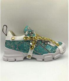 Çıkarılabilir Kristaller Erkek Lüks Tasarımcı Ayakkabı Günlük Moda Lüks Designer ile Yeni FlashTrek tasarımcı Sneaker Ayakkabı Sneakers w1 Womens
