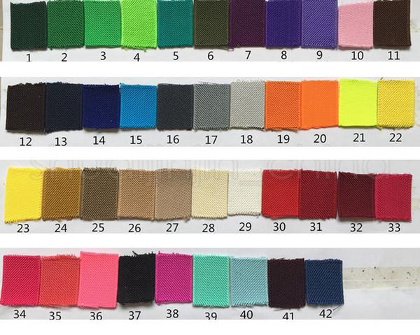 42 الألوان ، الثابتة والمتنقلة reamrks