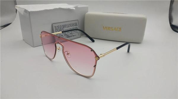 Luxury-medusa Marca de alta calidad EA Gafas de sol para hombre Gafas de sol de diseño Gafas para hombre Para mujer Gafas de sol gafas nuevas