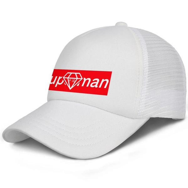 Superman Diamond China kids baseball caps One Size Teen baseball cap Outdoor white cap fashion baseball caps hats