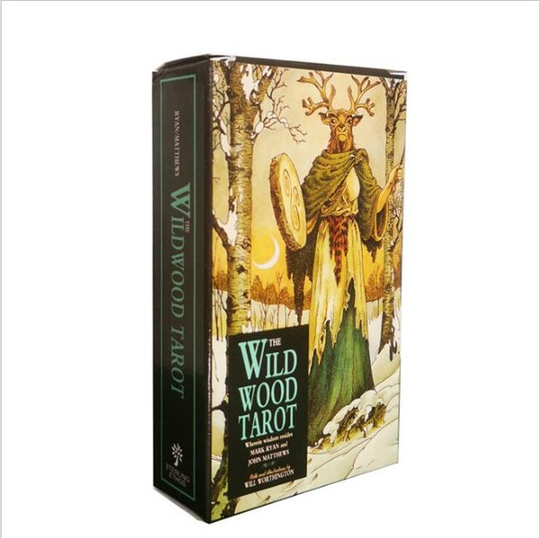 wild wood nature tarot