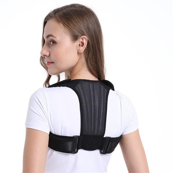 Men Women Posture Corrector Brace Shoulder Back Support Belt Braces & Supports Belt Shoulder Posture #478872