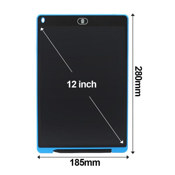 Blue 12 inch