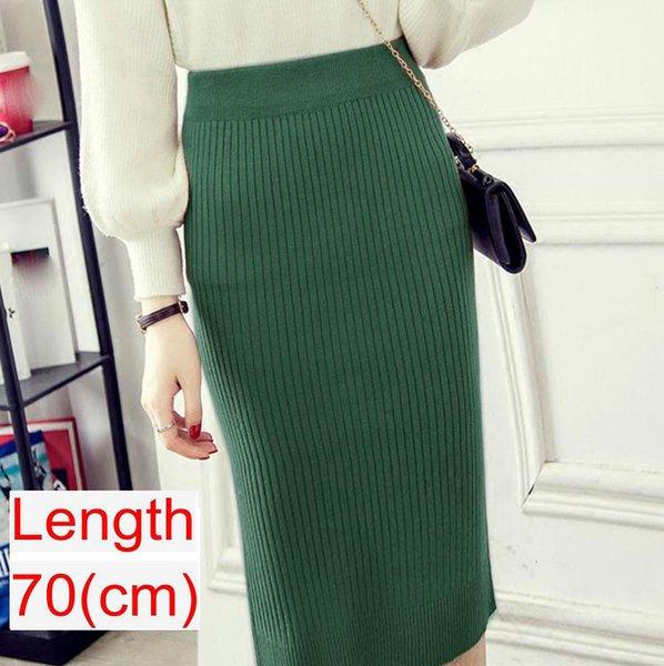 70 centimetri verde