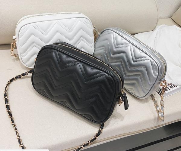 borse moda tracolla donne preferito borse fotocamera 124cm tracolla morbida cuoio dell'unità di elaborazione locomotiva sutura 22x15x6cm dimensioni no profit