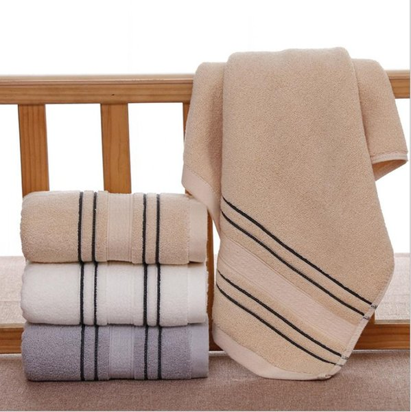 Arrival Soft Cotton Absorbent Terry Luxury Hand Bath Beach Face Sheet Towel S+