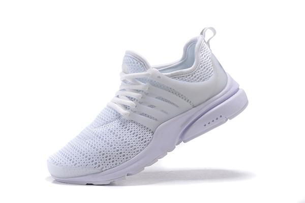 TT 2018 TOP PRESTO 5 BR QS Breathe Black White Yellow Red Mens Shoes Sneakers Women Running Shoes Hot Men Sports Shoe Walking designer shoes