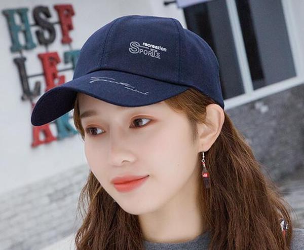 2019 nouvelle casquette de baseball féminin chapeau de couple mâle sauvage rue de l'été 12316751111111111111111111111111111