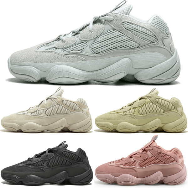 huge discount 19f4e 7ae53 Adidas Yeezy 500 Kanye West Desert Rat Super Moon Yellow ...