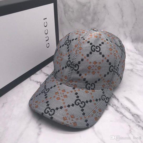 iduzi Luxury Spring Autumn Snapback Brand Baseball cap Embroidery Letter for Men women Fashion Sport football designer Hat 0190