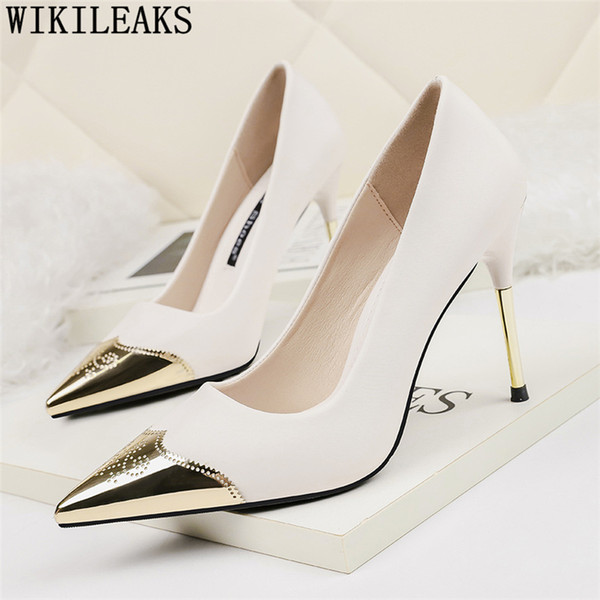 wedding shoes bride extreme high heels sexy black heels designer shoes women luxury 2019 stiletto dress womens buty