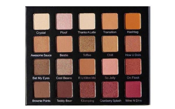 Hot vente Violet Voss Saint Graal Pro EyeShadow Palette 20 couleurs Nude Eyeshadow Palette