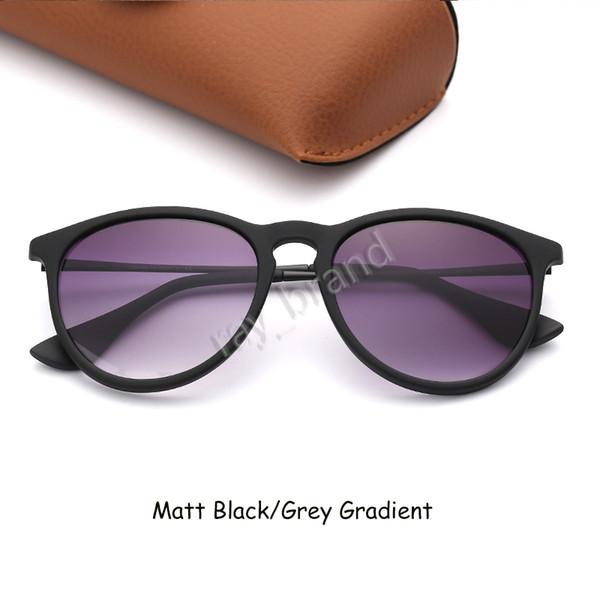 Матовый Черный-серый градиент
