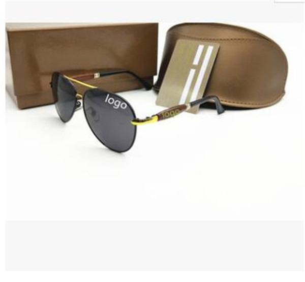 Summer Style 2019 Fashion italy bee sunglasses with women men fashion mix 3 colors big frame sun glasses lady driving shopping eyewear