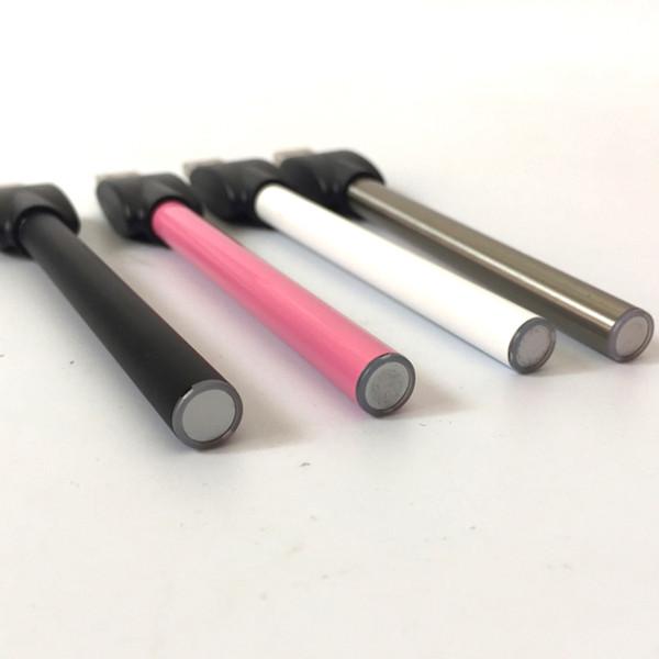 Hot Slim vape caneta ajustável Voltage electronic cigarette 510 bateria pré-aqueça 280mah Mix2 Para 510 cartucho de Vidro cerâmico descartável