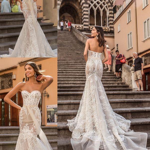 Sexy Weddinginspirasi Mermaid Wedding Dresses Sweetheart