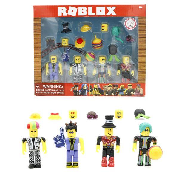 2019 2019 Roblox Blocks Ball Singer Action Figures Plastic Pvc